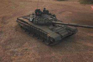 Đi tìm đội quân duy nhất sở hữu T-72 ở Đông Nam Á