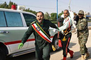 Iran bắn tên lửa vào một cơ sở quân đội của Syria vì cáo buộc khủng bố