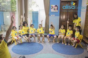Bất ngờ với chất lượng đầu ra của lớp học Tiếng Anh trẻ em 4 kỹ năng giữa lòng thủ đô