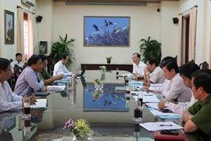 UBND tỉnh Đồng Tháp họp khẩn về sự cố tại BOT cầu sông Cái Nhỏ