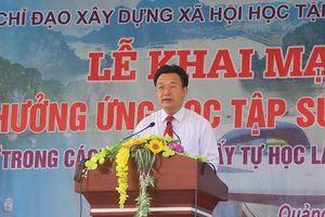 Quảng Ninh: Khai mạc Tuần lễ hưởng ứng học tập suốt đời
