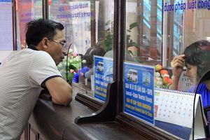 Đìu hiu ngày đầu bán vé tàu Tết Kỷ Hợi 2019 tại ga Hà Nội