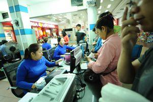 Bán gần 18.000 vé tàu tết trong ngày đầu mở bán