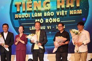 Khai mạc Liên hoan toàn quốc Tiếng hát Người làm báo Việt Nam mở rộng lần VI - 2018