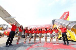 Vietjet Air công bố 4 kế hoạch quan trọng thời gian tới