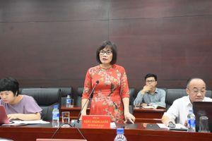 Thứ trưởng Đặng Hoàng Oanh làm việc tại Đà Nẵng: Sẽ kiến nghị tháo gỡ khó khăn trong áp dụng pháp luật