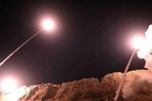 Iran phóng tên lửa tấn công phiến quân ở Syria