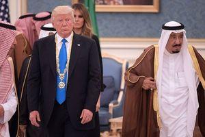 Vua Saudi Arabia thảo luận về dầu mỏ với Tổng thống Mỹ