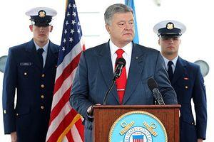 Ông Poroshenko nêu lý do Nga ngăn cản triển khai lực lượng gìn giữ hòa bình