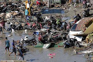Động đất, sóng thần ở Indonesia: EU viện trợ nhân đạo 1,5 triệu euro