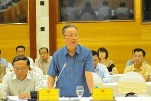 Thứ trưởng Bộ Công an: Không thể chấp nhận nếu có 'bảo kê' ở chợ Long Biên
