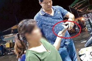 Khởi tố vụ án thu tiền 'bảo kê' tại chợ Long Biên