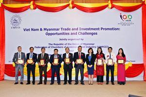 NGK Sanest Khánh Hòa và NGK Yến Sào Khánh Hòa nhận giải thưởng tại Diễn đàn Mekong lần thứ 9