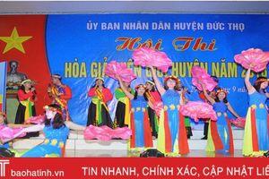 Đức Thọ, Hương Sơn thi hòa giải viên cơ sở giỏi