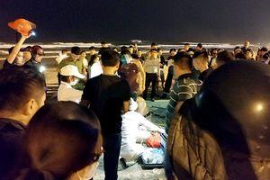 Đà Nẵng: Du khách Trung Quốc đuối nước tử vong khi tắm biển trong đêm