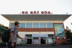 Ga Sài Gòn bắt đầu bán vé tàu Tết