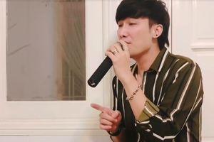 Không có rượu Chí Thiện cũng khiến fan 'say đứ đừ' khi cover 'Hongkong 1'