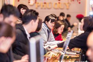 Vàng Rồng Thăng Long giảm 50.000 đồng phiên mở cửa đầu tuần mới