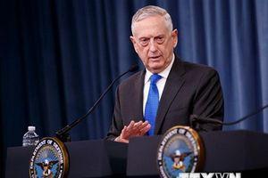 Trung Quốc hủy cuộc họp an ninh với Bộ trưởng Quốc phòng Mỹ Mattis