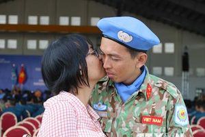 Lực lượng gìn giữ hòa bình Việt Nam xuất quân làm nhiệm vụ quốc tế