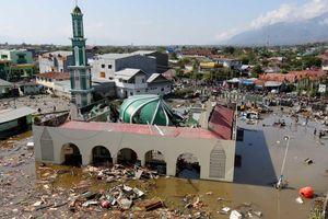Số tử vong trong thảm họa động đất- sóng thần Indonesia tăng vọt lên trên 1.200 người