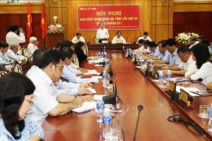 Tây Ninh khẩn trương triển khai sắp xếp, kiện toàn tổ chức bộ máy
