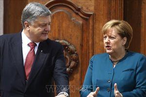 Tổng thống Ukraine điện đàm với Thủ tướng Đức