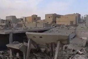 Lý do Iran ồ ạt phóng tên lửa vào Syria