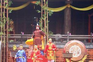 Linh thiêng lễ kỷ niệm 600 năm khởi nghĩa Lam Sơn