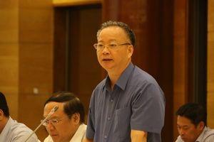 PCT Hà Nội: Không có vùng cấm trong vụ bảo kê chợ Long Biên