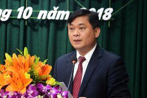Ông Thái Thanh Quý nói gì khi được bầu Chủ tịch tỉnh Nghệ An?