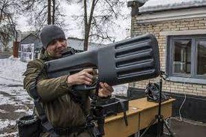 Công lực Nga được trang bị súng chống UAV tối tân