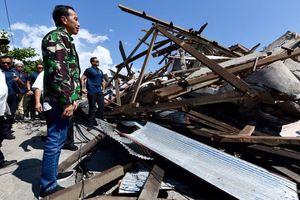 Sức mạnh động đất Indonesia vượt ngoài sức tưởng tượng cùa giới khoa học