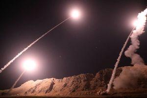 Iran 'dội mưa tên lửa' vào các vị trí của khủng bố tại Syria