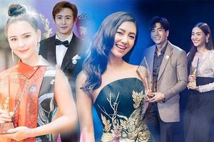 Bella Ranee, Aom Sushar và nhiều sao Thái được trao giải thưởng 'Nhân vật của năm 2018'