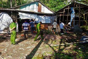 Cà Mau: Nổ lớn ở nhà dân, 3 người trong 1 gia đình tử vong