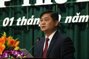 Chân dung tân Chủ tịch UBND tỉnh Nghệ An 42 tuổi