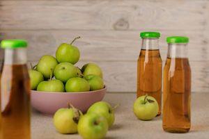 Giấm táo tốt nhưng dùng thế nào để không hại sức khỏe?