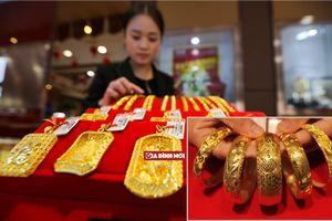 Giá vàng hôm nay 1/10/2018: Vàng trang sức mất giá trầm trọng