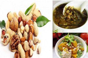 Người bị suy nhược thần kinh không nên bỏ qua những món ăn đơn giản này