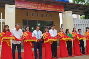 VNPT Quảng Ngãi Triển khai hệ thống phần mền một cửa IGATE