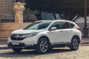 Lộ thông số kỹ thuật của Honda CR-V Hybrid sắp ra mắt