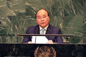 Thủ tướng Nguyễn Xuân Phúc: Việt Nam cam kết sẽ luôn là thành viên tích cực, có trách nhiệm của cộng đồng quốc tế và Liên hợp quốc