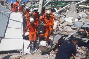 Indonesia: Số người thiệt mạng do động đất và sóng thần tăng lên hơn 1.200 người
