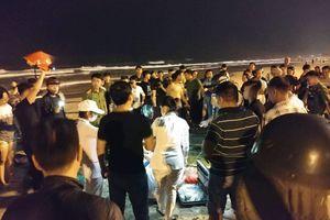 Du khách người Trung Quốc đuối nước tử vong ở Đà Nẵng