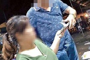 Khởi tố điều tra vụ án Cưỡng đoạt tài sản xảy ra tại chợ Long Biên