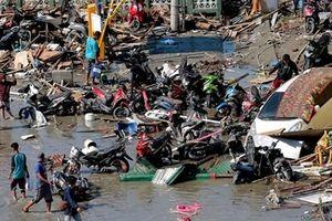Indonesia hoang tàn sau thảm họa kinh hoàng nhất lịch sử
