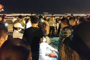 Tắm biển đêm ở Đà Nẵng, du khách nước ngoài đuối nước tử vong