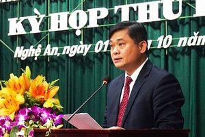 Chân dung tân Chủ tịch tỉnh Nghệ An Thái Thanh Quý