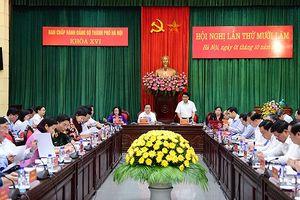 Hà Nội đề xuất 2 phương án tổ chức chính quyền đô thị
